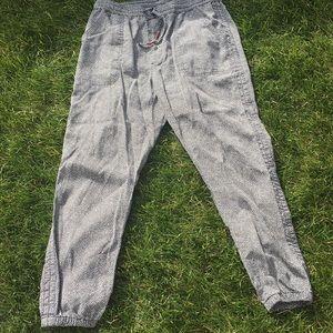 Anthropologie size medium  draw string pants.